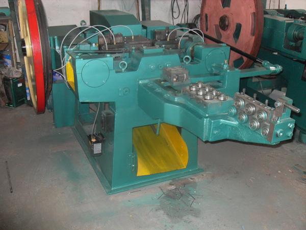Оборудование для производства гвоздей из Китая