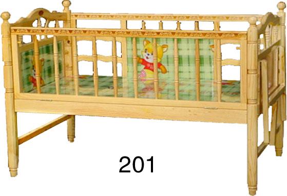 Детская кроватка из Китая