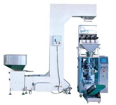 Оборудование для фасовки и упаковки стирального порошка из Китая