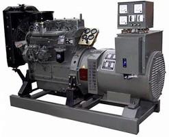 Дизельный генератор из Китая