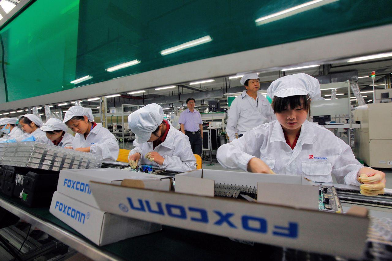 Поиск производителей в Китае