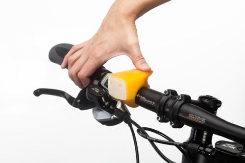 Велофонарь LED стробоскоп