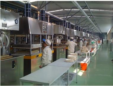 Оборудование для производства пластиковой посуды одноразовой из Китая