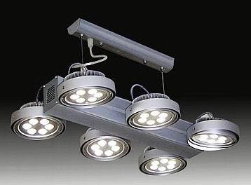 люстры LED