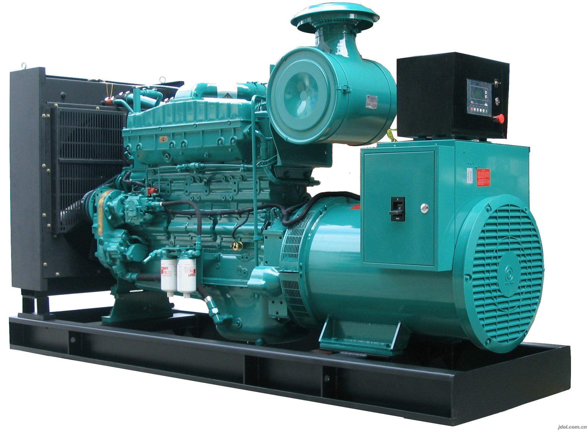 дизельные и бензиновые генераторные установки