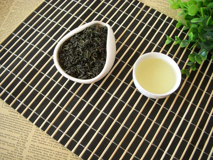 зеленый чай 14
