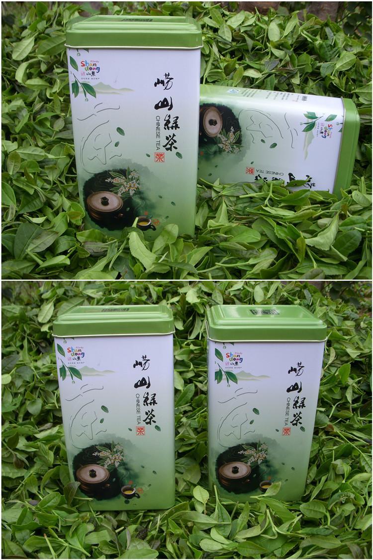 зеленый чай 15