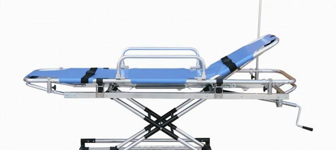 Тележка медицинская для перевозки больных