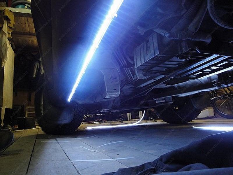 подсветка автомобиля1