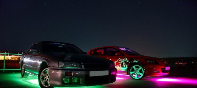 подсветка автомобиля