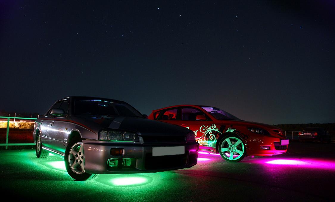 подсветка автомобиля10