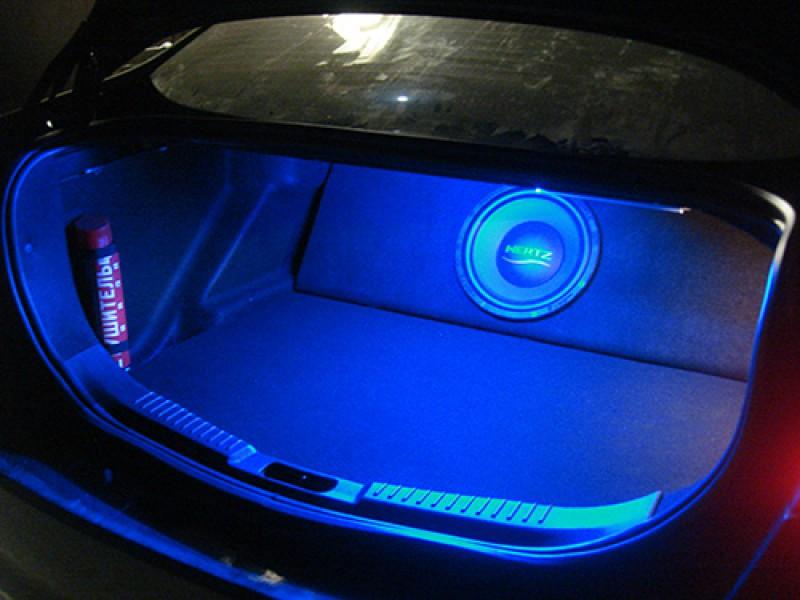 подсветка автомобиля11