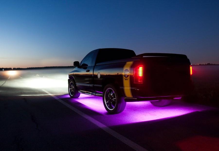 подсветка автомобиля6