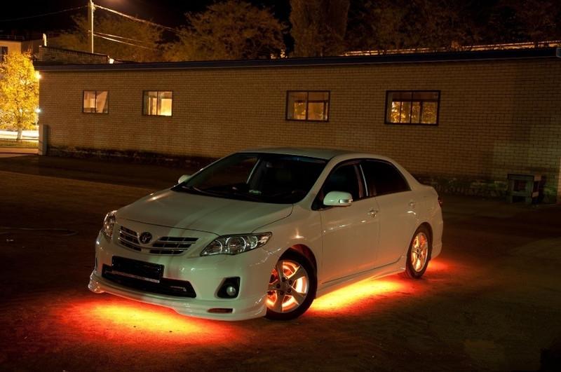 подсветка автомобиля7