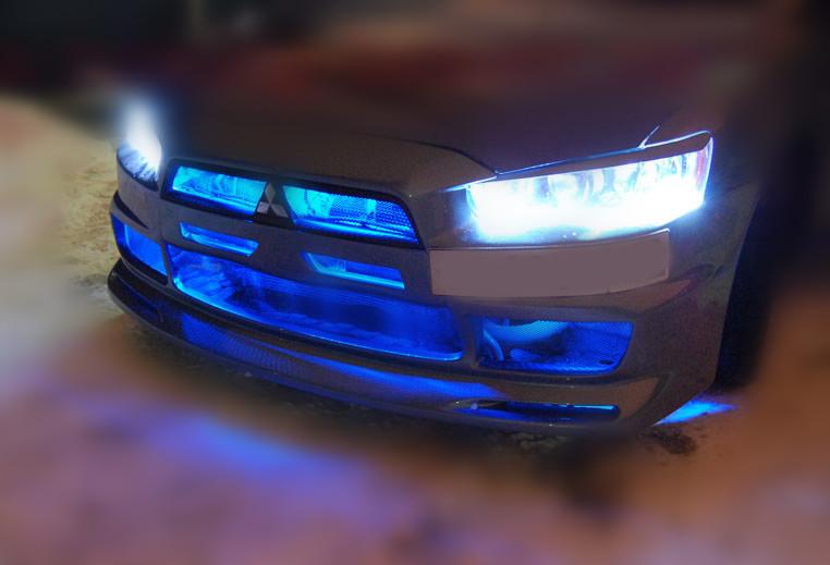 подсветка автомобиля8