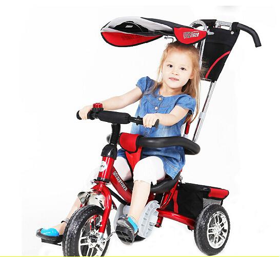 трехколесных велосипедов