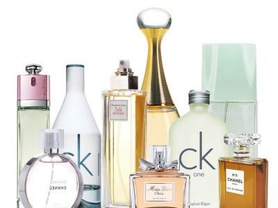 косметики и парфюмерии
