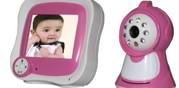 Цифровой беспроводной бэби монитор