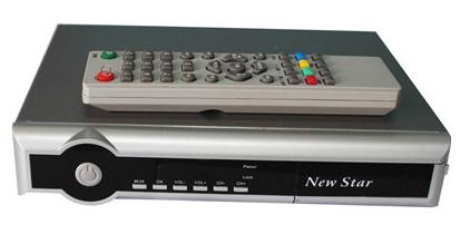 Цифровые телевизионные ресиверы33