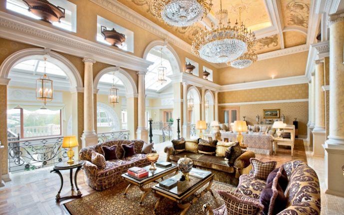 мебели европейского стиля
