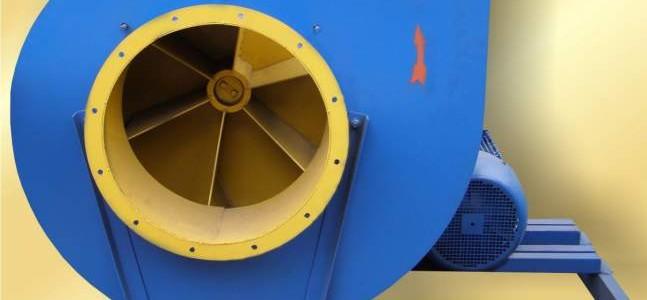 промышленные пылевые вентиляторы