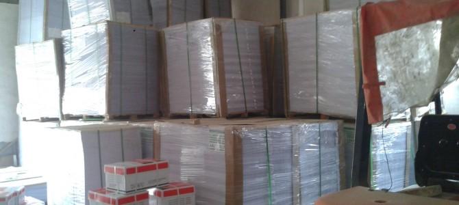 офисные бумаги формата А4