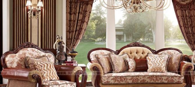 мебели европейского стиля  в Россию